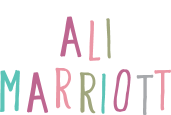 Ali Marriott Stationery