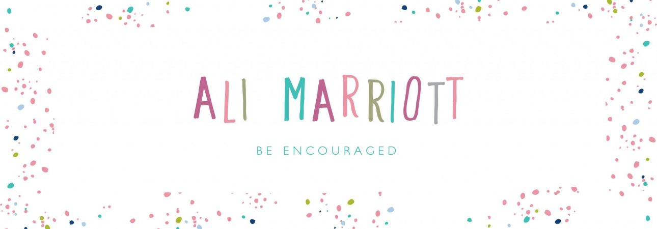Ali Marriott Christian Cards and Gifts