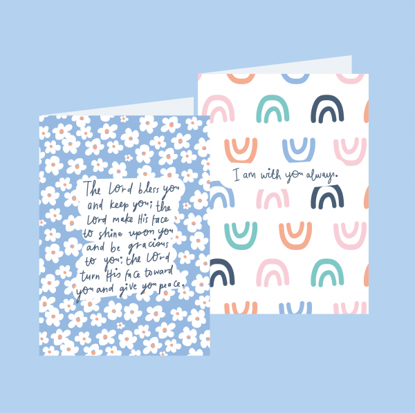 The Blessing Christian Cards