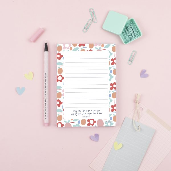 Christian Notepad Gifts for Women