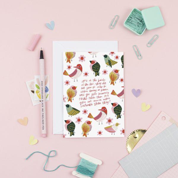 Encouragement Christian Card
